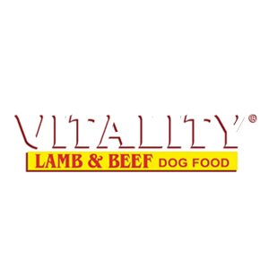 Vitality Lamb & Beef Dog Food