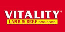 Vitality Lamb & Beef Dog Food