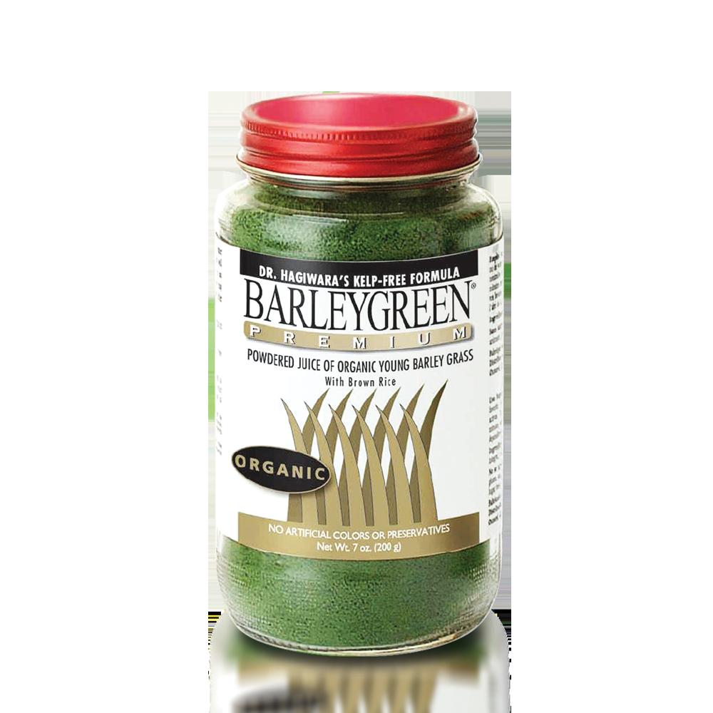 BarleyGreen Powdered Juice of Young Barley Grass