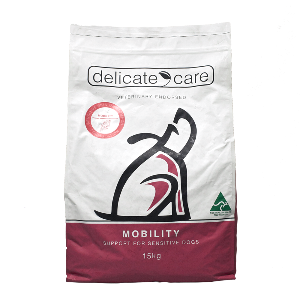 Delicate Care Mobility Dog Food