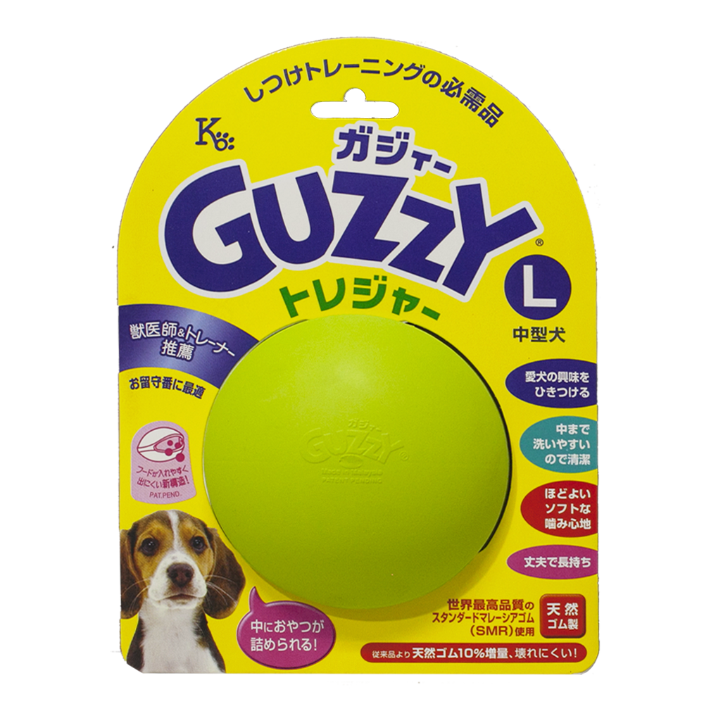 Guzzy Treasure Adult Regular Training Toy