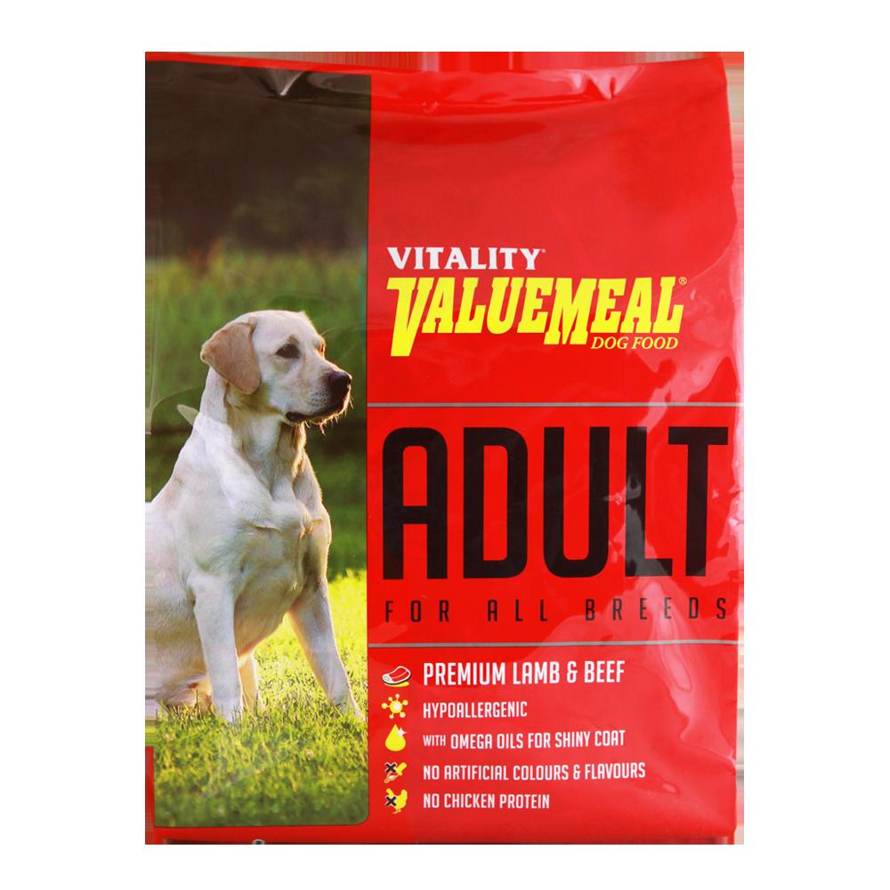 Vitality ValueMeal Adult Dog Food