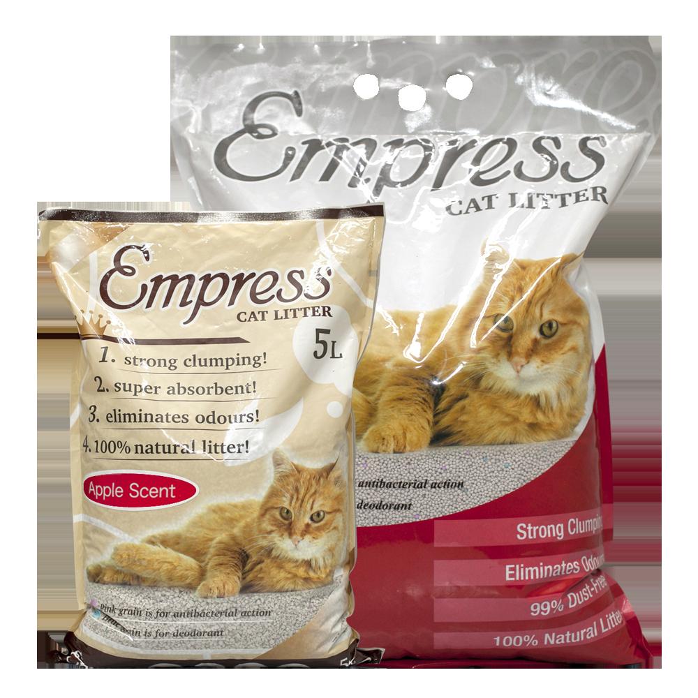 Empress Apple Scent Cat Litter