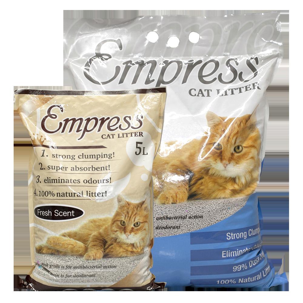 Empress Fresh Scent Cat Litter