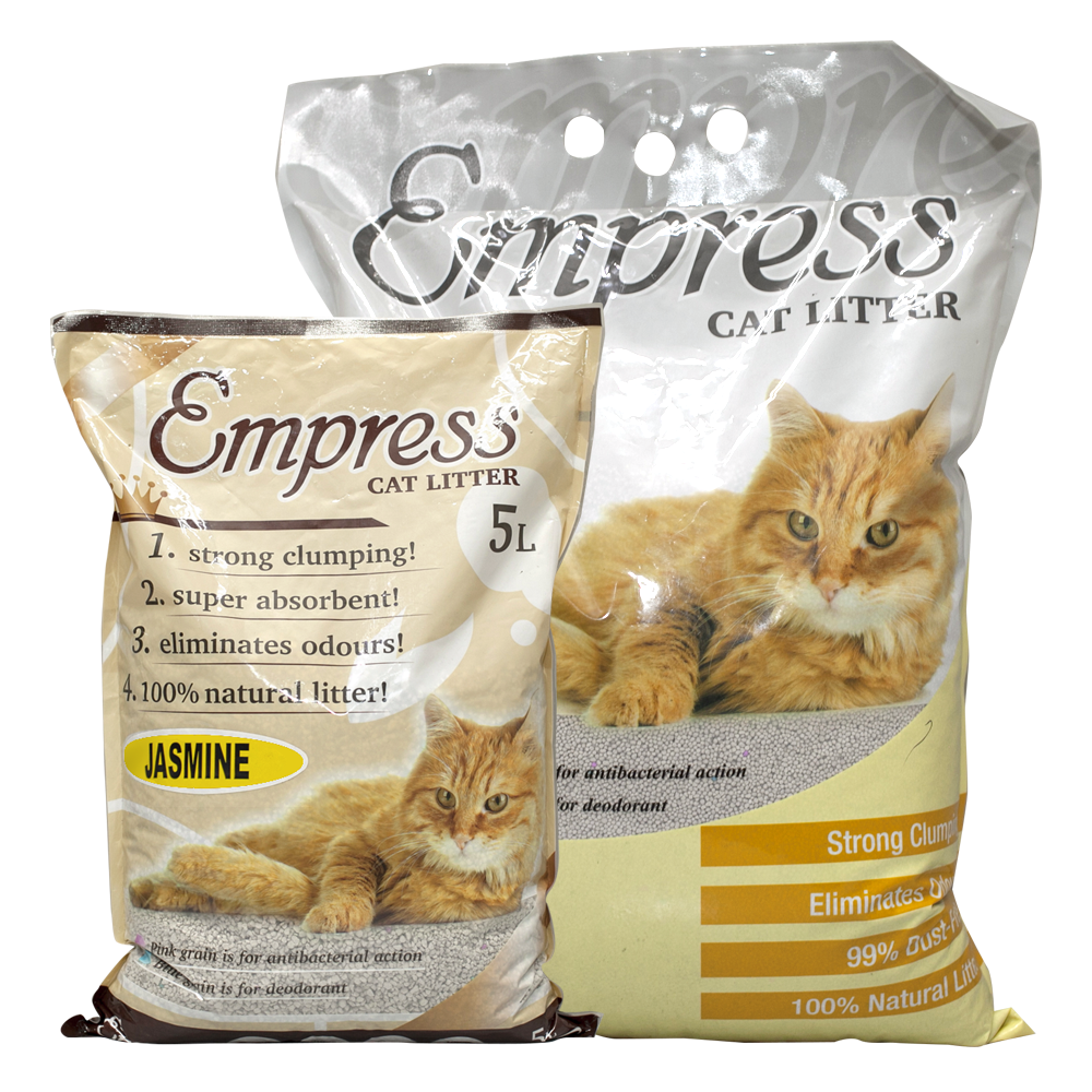 Empress Jasmine Scent Cat Litter