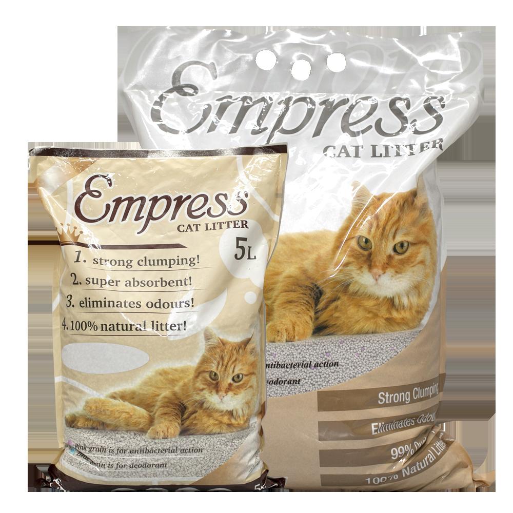 Empress Unscented Cat Litter